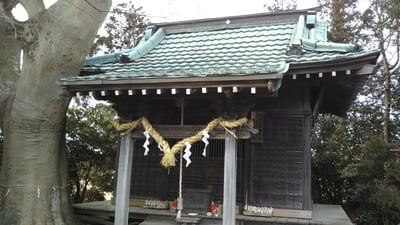 甲稲荷神社(茨城県)