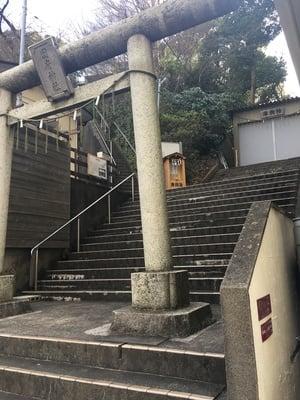 國府神社(千葉県国府台駅) - 未分類の写真