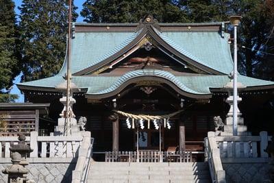 熊野神社の近くの神社お寺|神峰神社