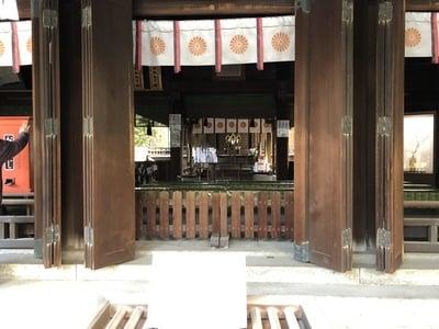 水無瀬神宮の本殿