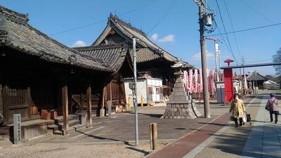 愛知県笠覆寺 (笠寺観音)の本殿
