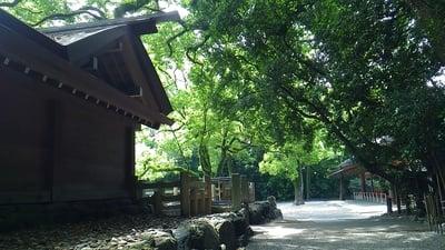 愛知県熱田神宮の本殿