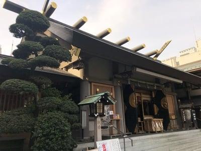 芝大神宮(東京都大門駅) - 本殿・本堂の写真
