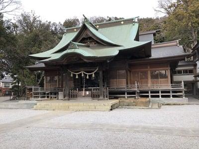 神奈川県師岡熊野神社の本殿