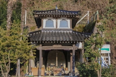 波切不動明王堂(石川県鶴来駅) - 未分類の写真