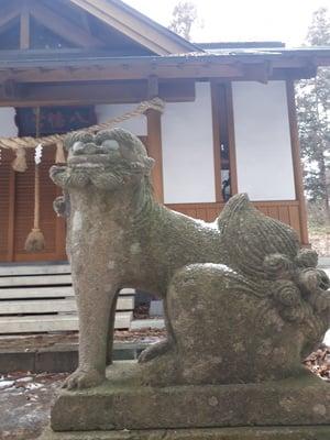 立木八幡神社(岩手県)