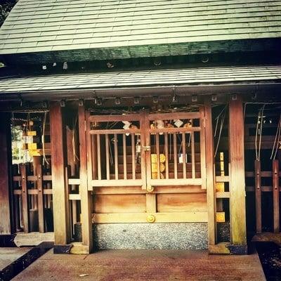 東京都熊野神社の本殿