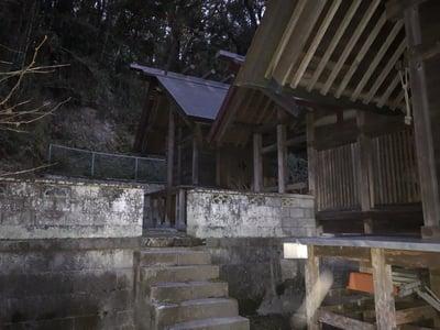千葉県洲宮神社の本殿