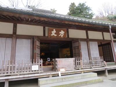 明月院の本殿