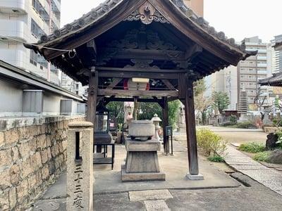 源光寺の地蔵