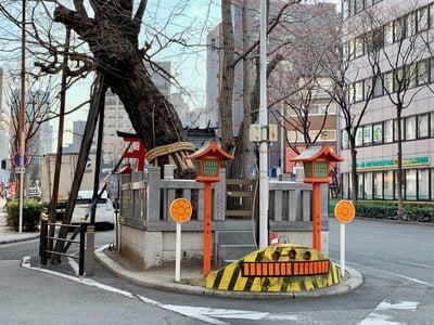 大阪府龍王大神の写真