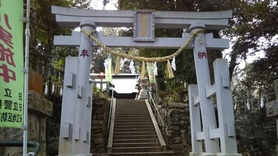 諏訪神社(茨城県)