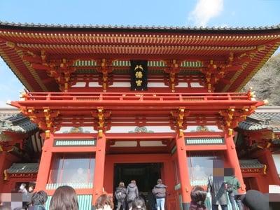 神奈川県鶴岡八幡宮の本殿