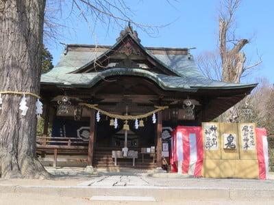 広島県賀羅加波神社の写真