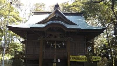 掘出神社(茨城県)