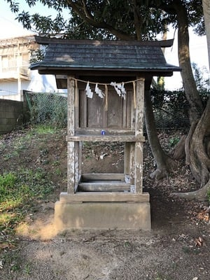 愛宕神社の近くの神社お寺|国主社
