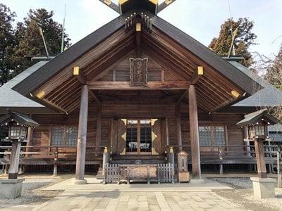 開成山大神宮(福島県郡山駅) - 末社・摂社の写真