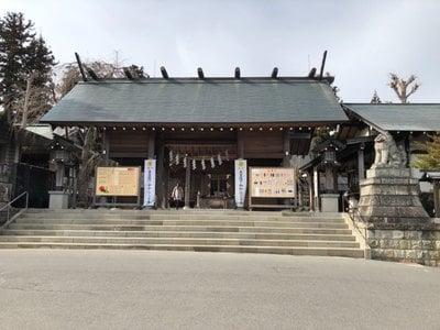 開成山大神宮(福島県郡山駅) - 本殿・本堂の写真