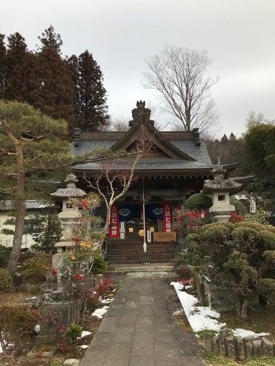 栃木県三光寺の写真