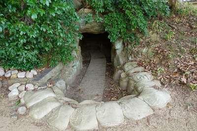 達磨寺のお墓