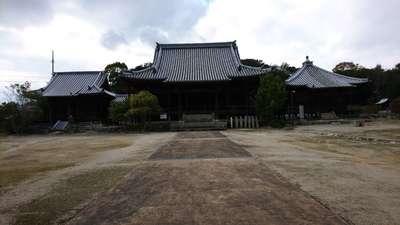 岡山県横尾山静円寺の写真