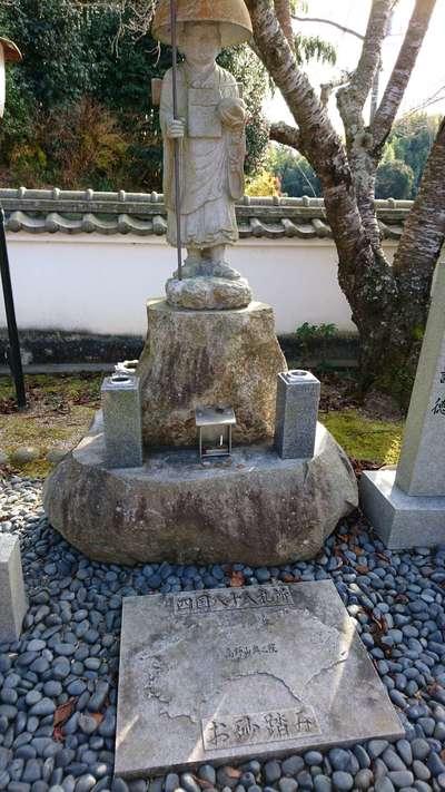 岡山県地蔵院の像