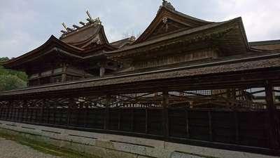 中山神社の本殿