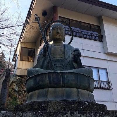 岩船山高勝寺の仏像