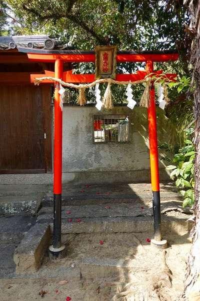 片岡神社の末社