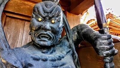 平野山 聖應寺の仏像