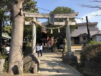 神奈川県諏訪神社の写真