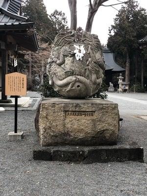 冨士御室浅間神社(山梨県)