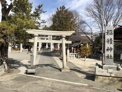 稲積神社(山梨県)