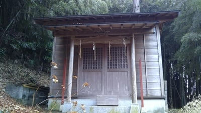 水戸八幡宮の近くの神社お寺|神明宮
