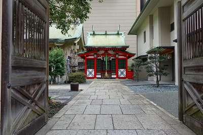 陶器神社(坐摩神社末社)の末社