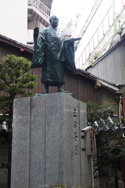 本能寺(京都府京都市役所前駅) - 像の写真