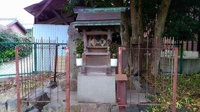 八坂瓊神社(王塚古墳跡)の建物その他