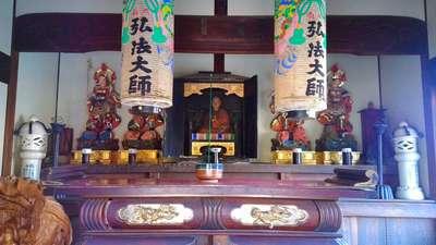 愛知県海雲山 普門寺の仏像