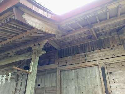 白山皇大神宮(岩手県)