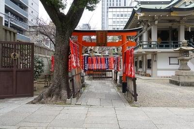 難波神社の末社