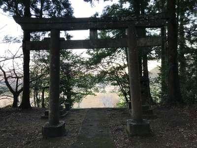 千葉県熊野神社の写真