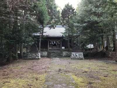 千葉県熊野神社の本殿
