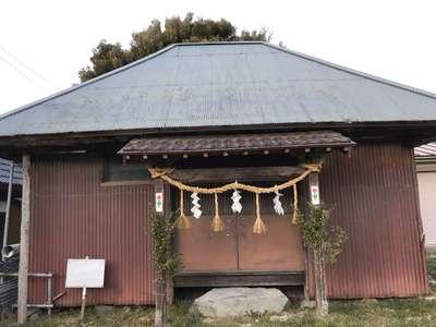 千葉県須賀神社の本殿