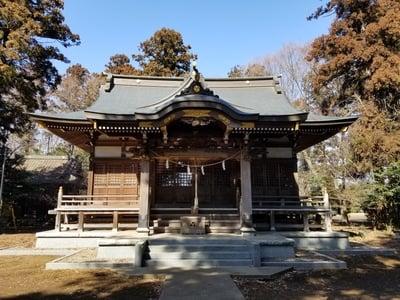 龍神社の本殿