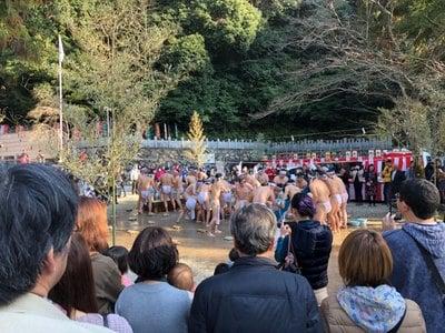 大縣神社のお祭り