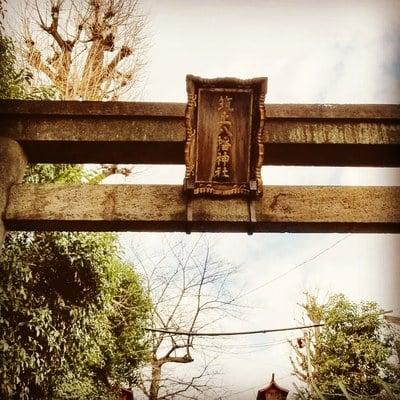 筑土八幡神社の建物その他