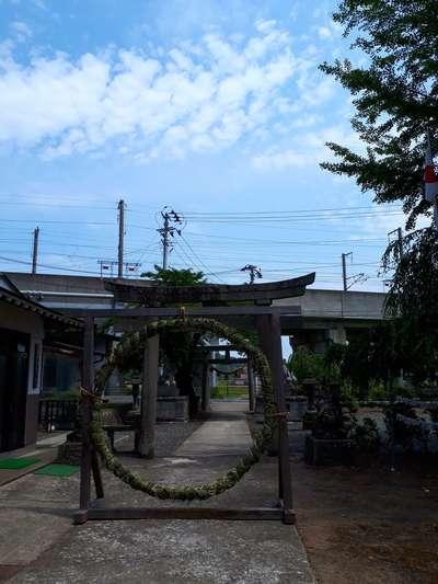 白山神社(岩手県)