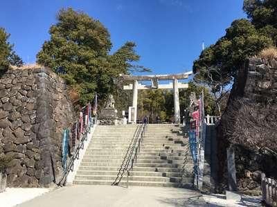 武田神社(山梨県)