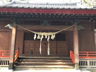 御瀧神社の本殿