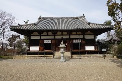 海龍王寺の本殿